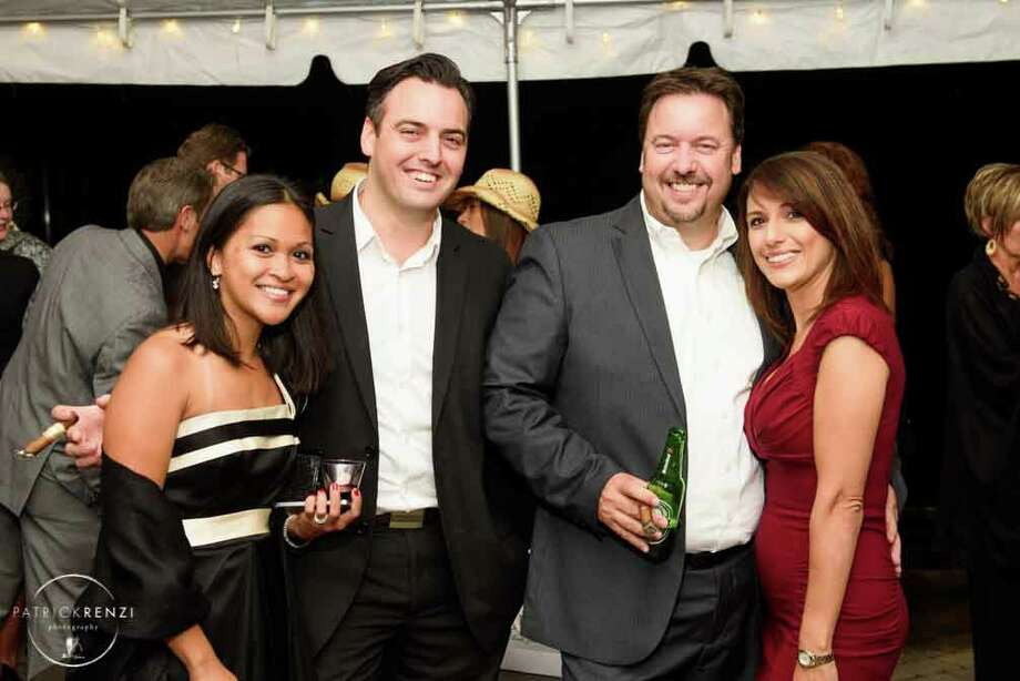 "Were you Seen at ""The Event"" fundraiser held at Mohawk Golf Club in Schenectady on Friday, Sept. 30, 2016? The evening raised money for the Capital District YMCA and the For the Love of Sophie Foundation, which helps families of pediatric cancer patients. Photo: Patrick Renzi / Renziphotography.com"