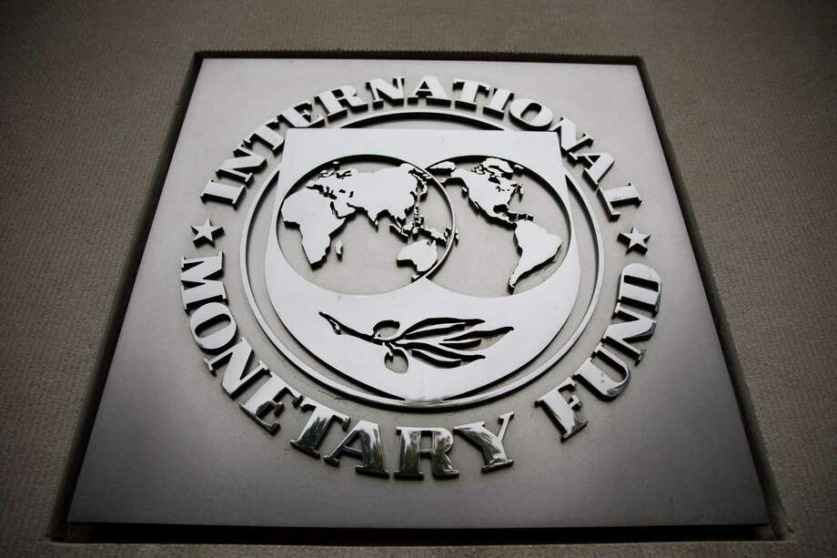The IMF is holding its semiannual meeting in Washington. The U.S. presidential election will be a talking point, but a weak global economy and the rise of anti-trade and anti-global sentiment are also expected to be popular subjects for discussion. Photo: Zach Gibson /AFP /Getty Images / AFP or licensors