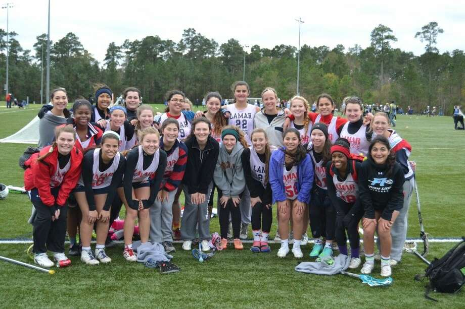The Lamar girls' lacrosse team has begun its winter season and is gearing up for more games and tournaments in the next couple of months. They recently began their season by playing in the annual 7s tournament at the Bear Creek Sports Complex.