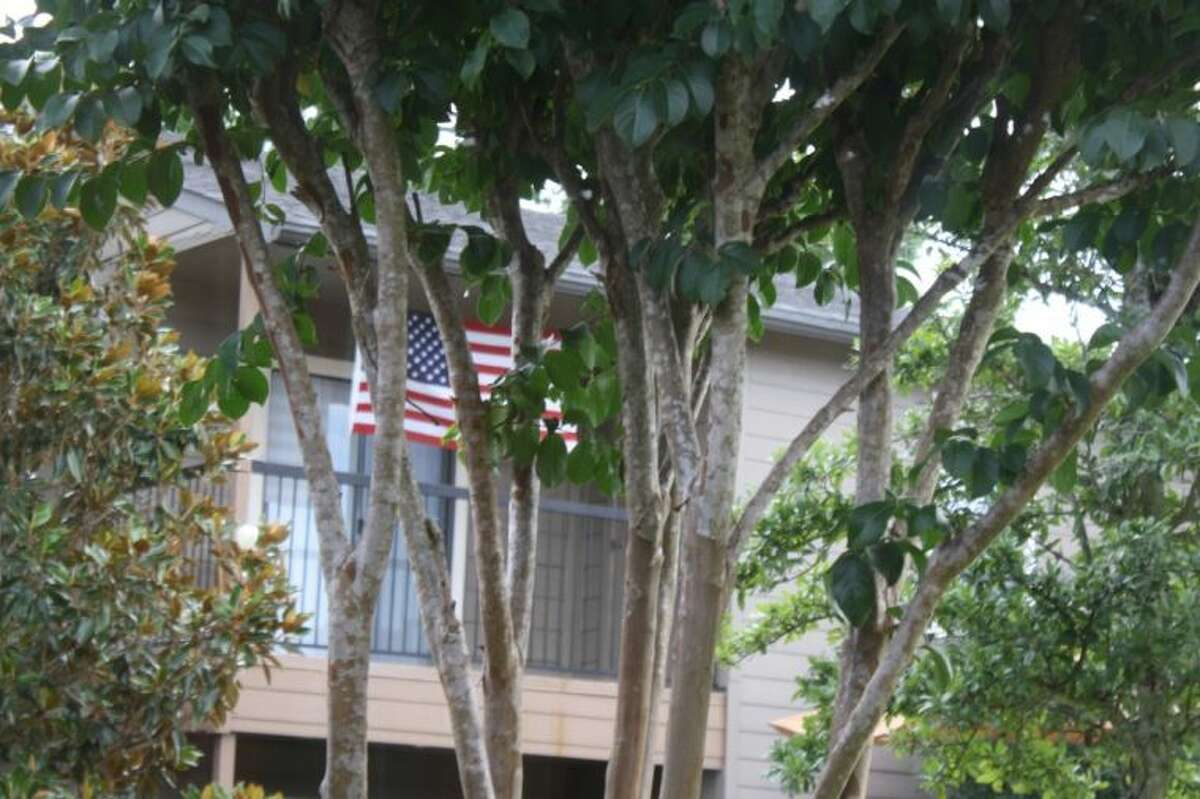 """According to multiple reports, a Webster man says he was asked to take down an American flag from his apartment balcony because it was """"offensive"""" to the Muslim community."""