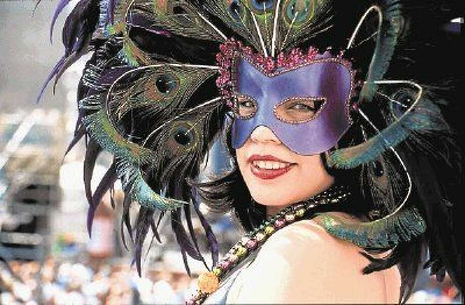The island's 105th Mardi Gras celebration, to be held Jan. 29 through Feb. 9 is expected to draw more than 350,000 attendees for 30+ concerts, 24 parades, 20 balcony parties and several elegant balls. And, this island-style Mardi Gras has plenty of personality. Photo: Courtesy Photo