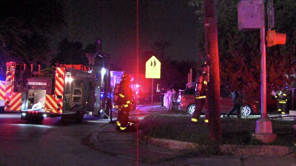 Three Kids Were Treated For Smoke Inhalation And A Woman Was Transported To  An Area Hospital