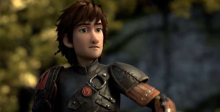 """Jay Baruchel voices Hiccup in """"How to Train Your Dragon 2."""""""
