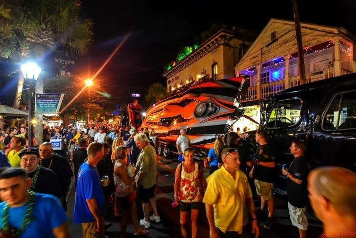 The Kemah Street Party will be host to the biggest boating waterfront party and open to the public. Donation accepted at the entrances and will benefit eight local charities.