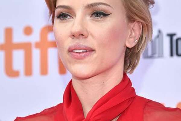 31 Years Old: Scarlett Johansson 