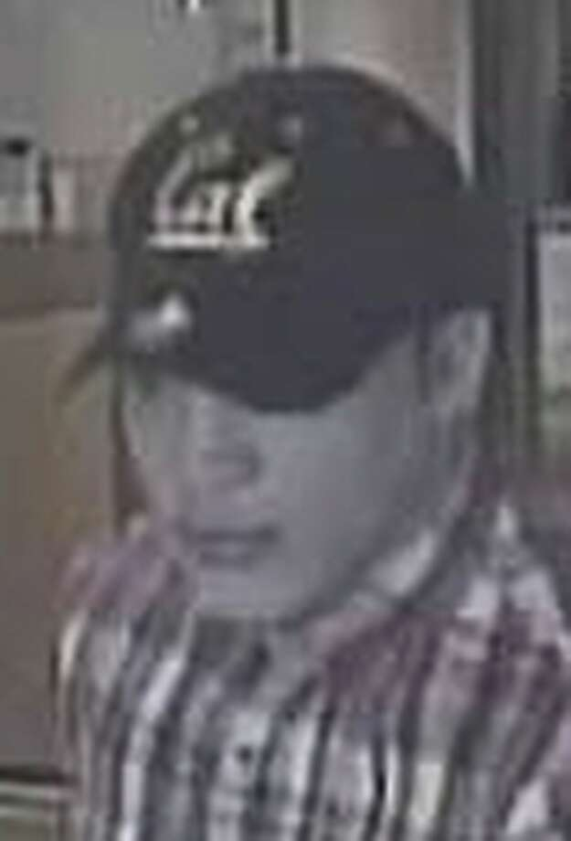 Surveil lance shot of the Liver more bank robbery suspect. Photo: Livermore Police Department / Livermore Police Department
