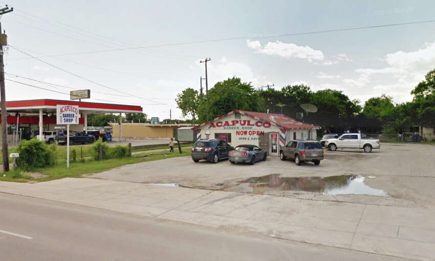 Acapulco Barber ShopLocation: 747 Bynum Ave., San Antonio, TX