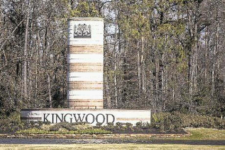Kingwood entrance Photo: ANDREW BUCKLEY