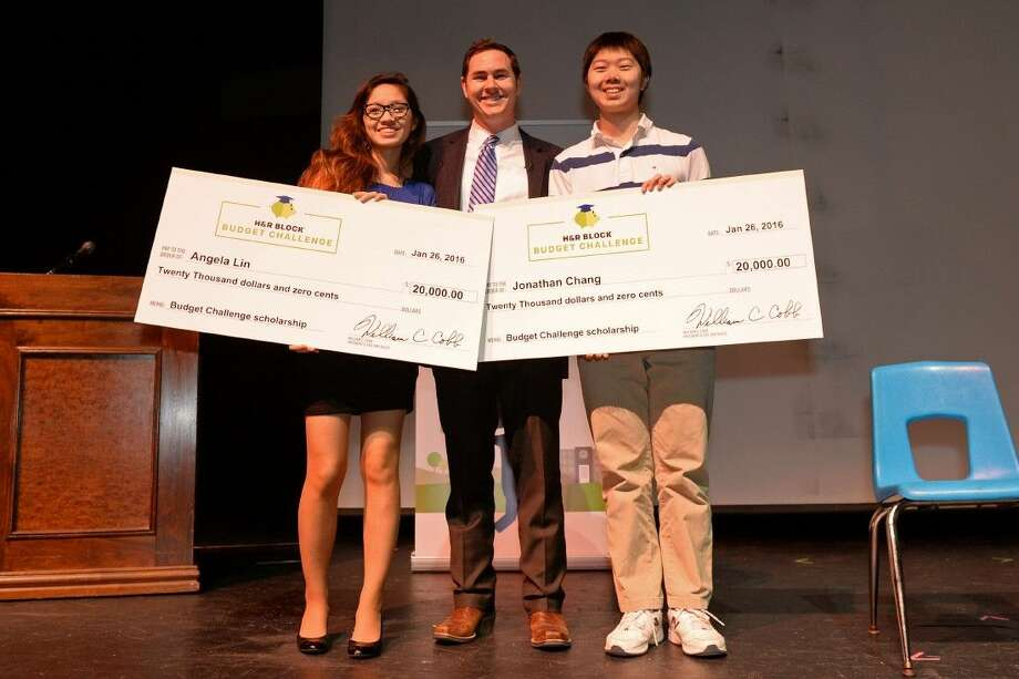 H R Block Awards Lin Chang 20k Scholarships For Budget Challenge