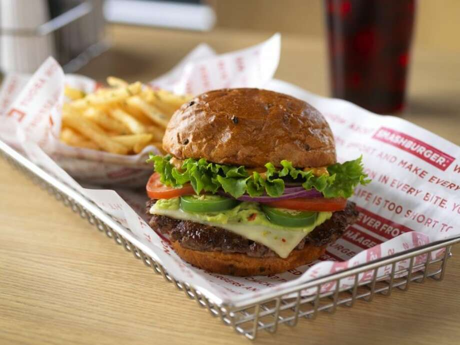 """Smashburger is set to open its fourth Smashburger location in the Willowbrook on July 15 which will coincide with the addition of some new menu items, including """"gluten-free"""" buns. Photo: Jeff Padrick"""