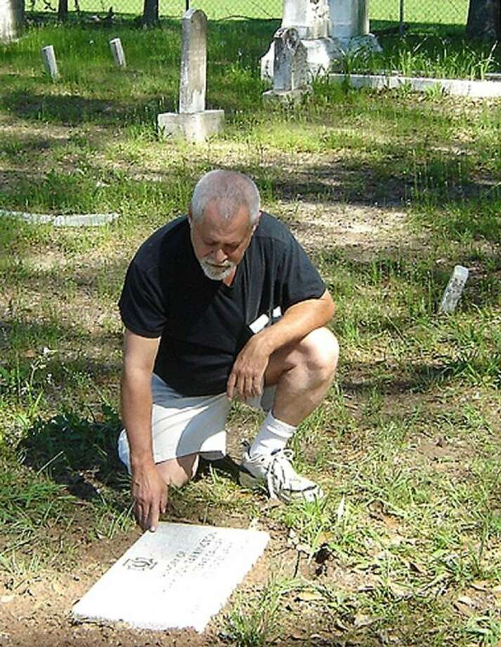 Frank Johnson, who graduated from Cleveland High School in 1970, has dedicated years of his life to chronicling Montgomery County and the role that its citizens played in the many battles of the Civil War. Photo: Submitted Photo