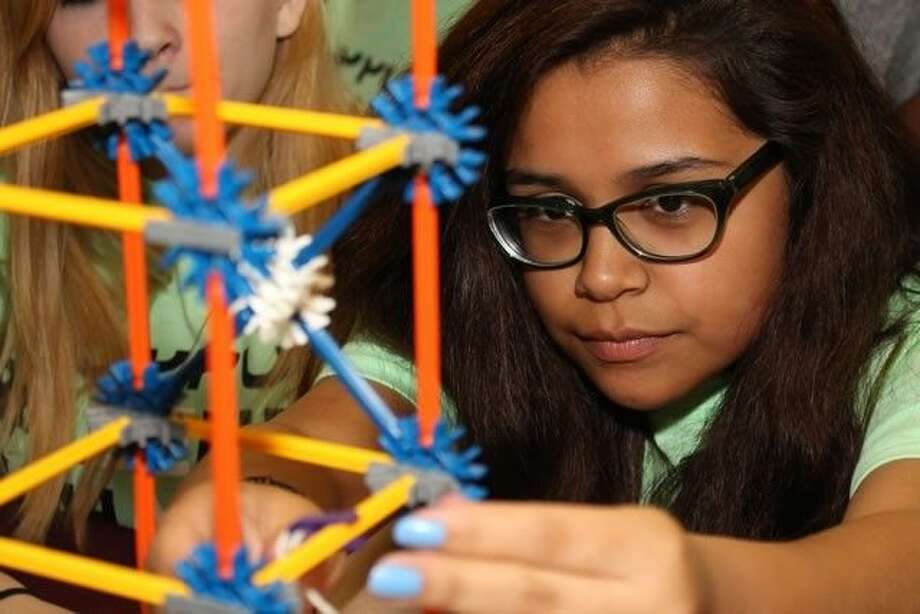 ExxonMobil helps more than 160 middle school girls explore