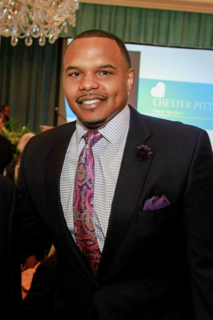 Chester Pitts