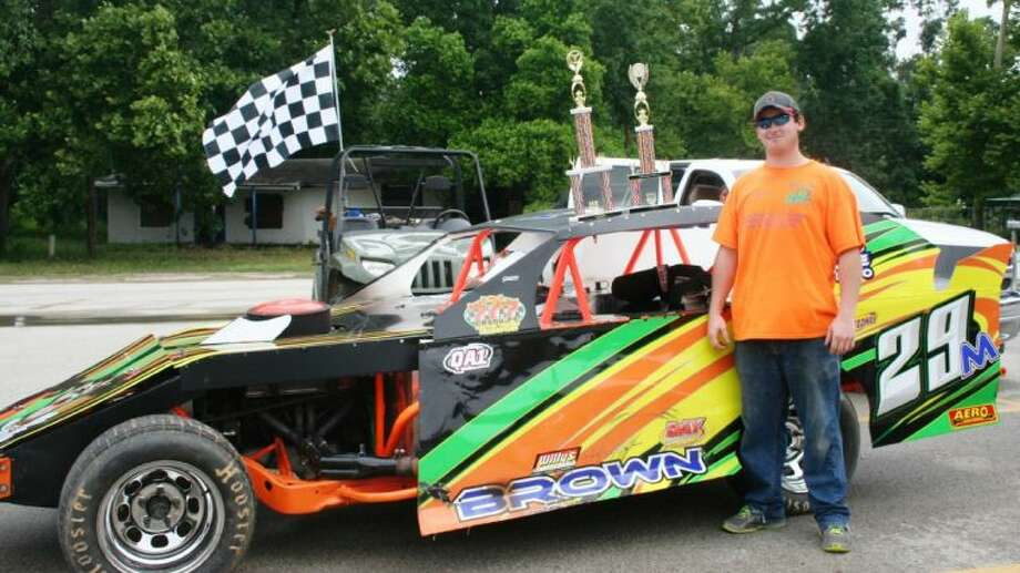 Car show entrant Michael Brown won numerous awards for his vehicle at the Patton Village Freedom Fest Celebration on June 28, including the People's Choice Award, which was voted on by local residents. Photo: STEPHANIE BUCKNER