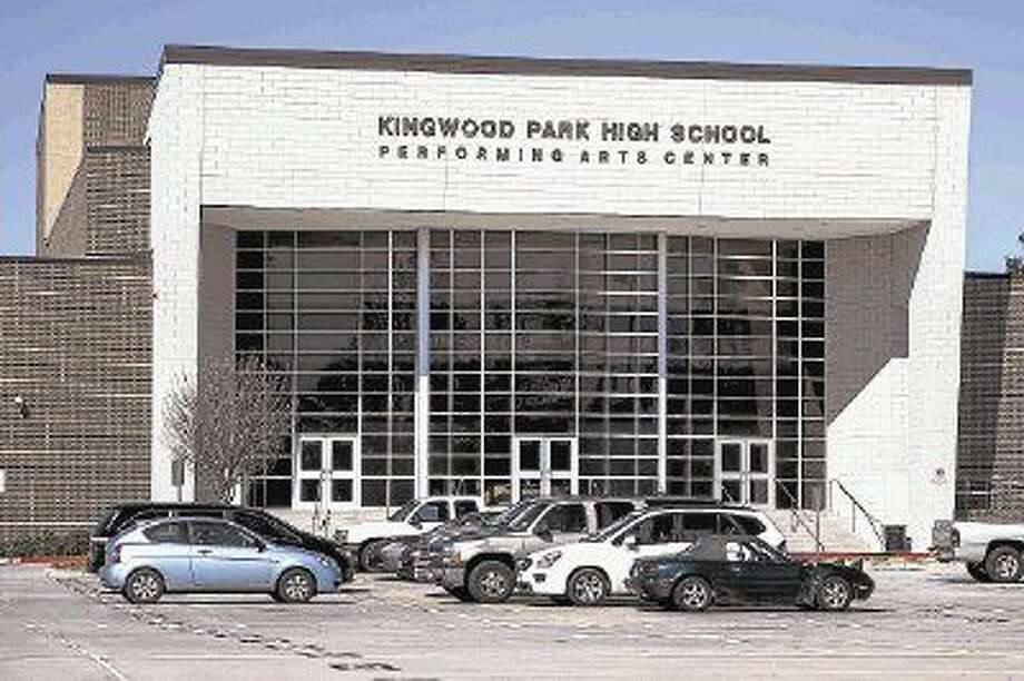 A Kingwood Park High School female working as a tutor at the school faces two felony charges of sexual assault of a child stemming from an alleged sexual relationship with a male student. Photo: ANDREW BUCKLEY