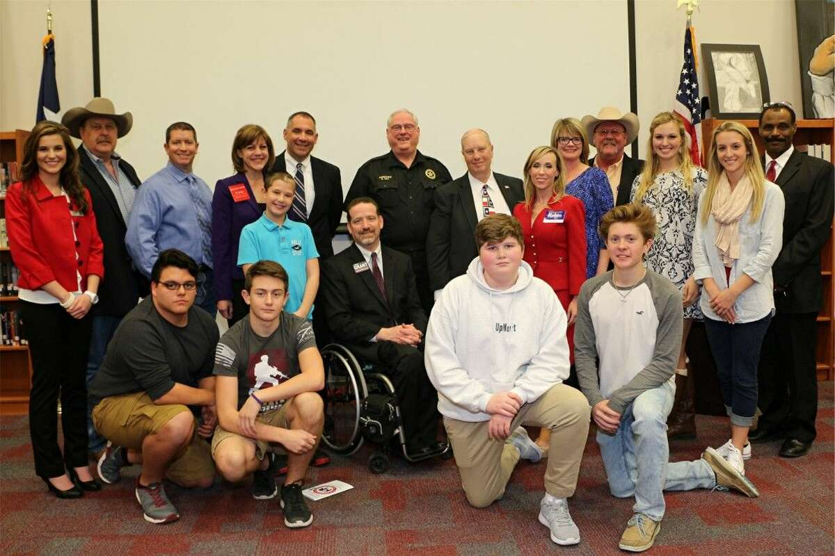 The Young Republicans Club of Magnolia High Schools' recently hosted a Meet and Hear from local candidates in several of our upcoming primary races.