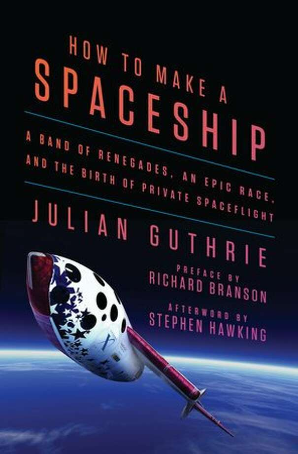 """How to Make a Spaceship"" Photo: The Penguin Press"