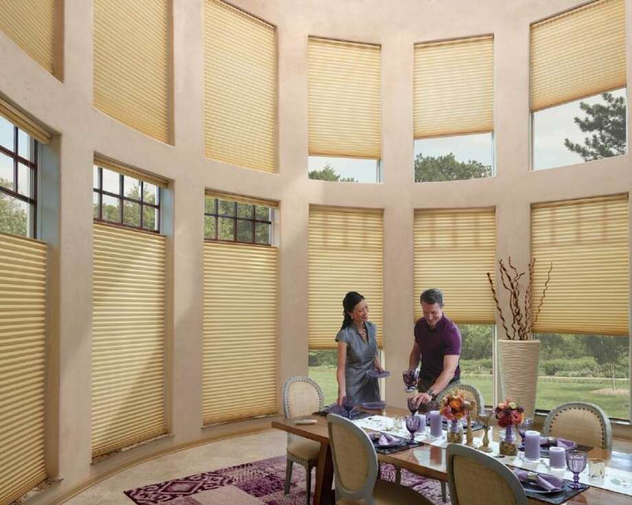 """Hunter Douglas, the internationally recognized leader in quality window fashions and treatments for nearly a century, will feature home-automation products at the """"Fashion in Motion"""" exhibit at the 12th Annual Fall Home & Garden Show The Woodlands Aug. 23 and 24. Visit www.WoodlandsShows.com for more."""
