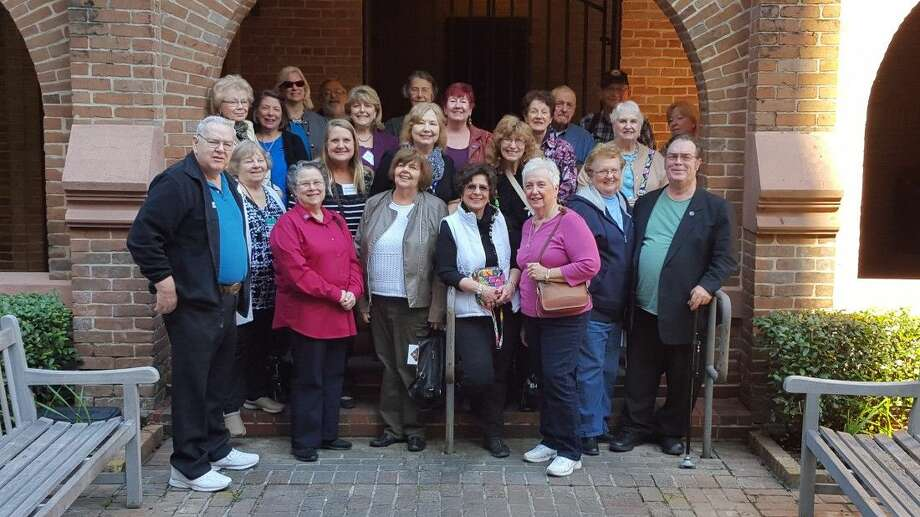 Members of Tomball Regional Medical Center's Senior Circle program took a day trip to Houston's Museum District Jan. 28. Photo: Submitted