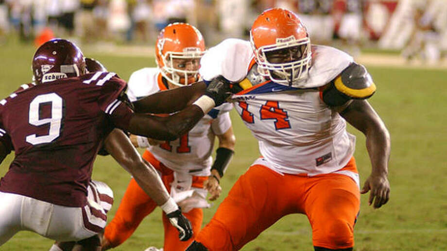 SHSU's Donald Jackson III was named a preseason all-american.