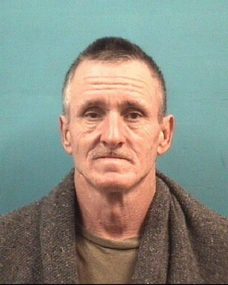 Pasadena-resident Robert Darrell Day, 53, was arrested by Pearland Police for alleged drug possession at an abandoned house in east Pearland Sunday, June 6. Photo: Pearland Jail