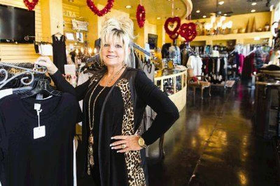Doreen King, owner of Diva Boutique, has been at her location off Research Forest Dr. for the last five years. Photo: Jason Fochtman