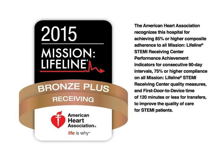 2015 Mission: Lifeline achievement award