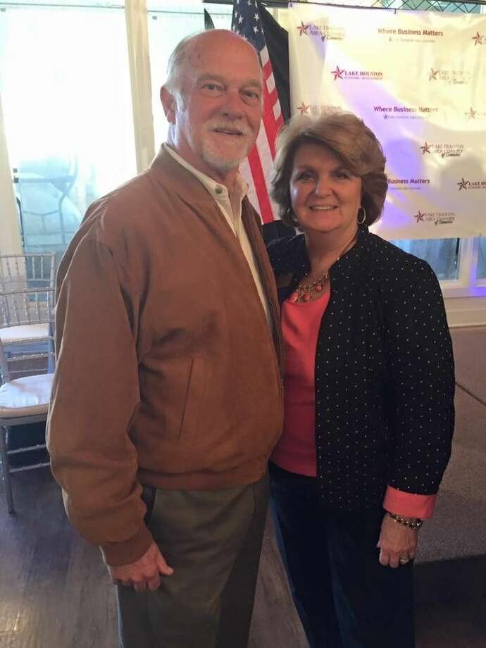 Minuteman Press of Humble franchise owners Darryal and Connie Chandler come from two totally different careers - the airline industry and teaching - that are completely unrelated to printing and marketing.