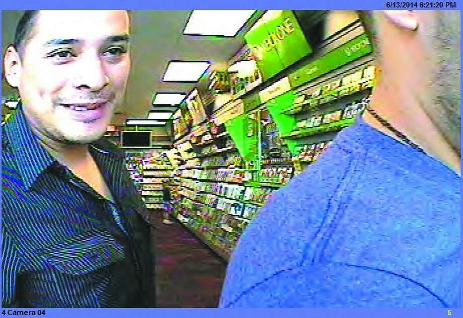 League City police are asking the public's help in identifying these two male suspects in a credit card abuse case currently being investigated.