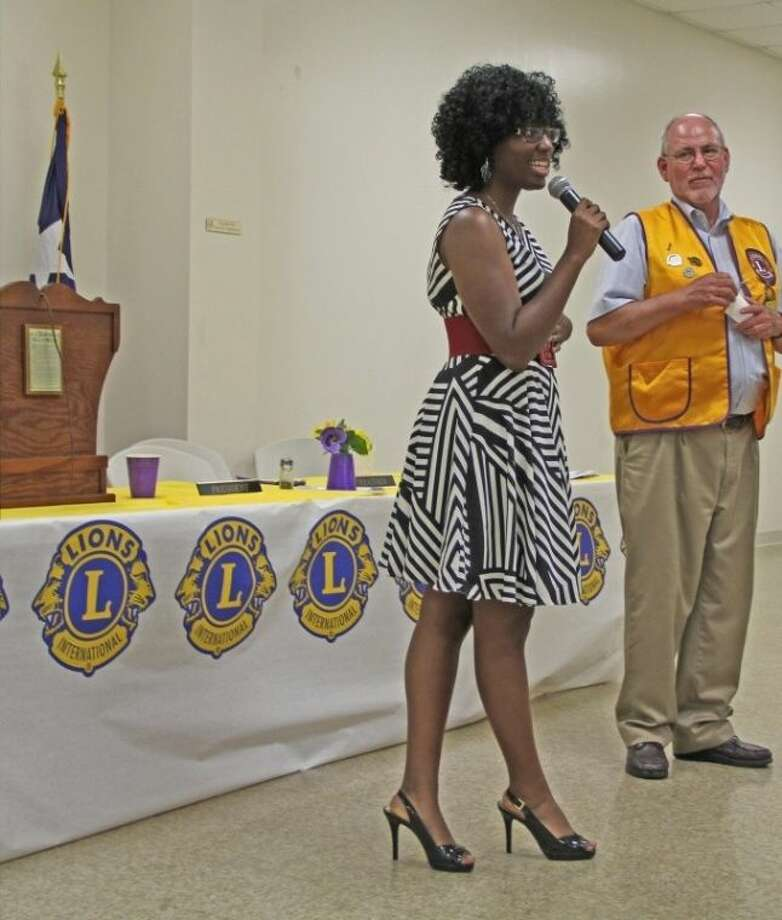 The Lion's Club awarded scholarships to high school students and honored representative from community non-profit groups with grant awards during a presentation ceremony June 16. Photo: KRISTI NIX