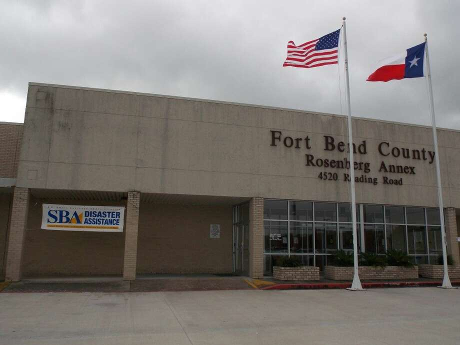 FEMA's Mobile Registration Intake Center in Rosenberg is open daily from 10 a.m. to 7 p.m.