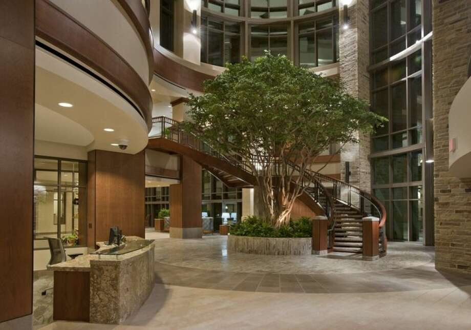 The lobby of CHI St. Luke's The Vintage. Photo: Submitted Photo
