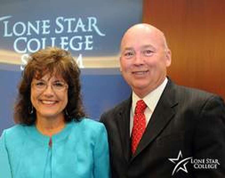 Lone Star College System names Penny Westerfeld as interim president of LSC-North Harris replacing Dr. Head (pictured right) who becomes LSCS chancellorAugust 1.