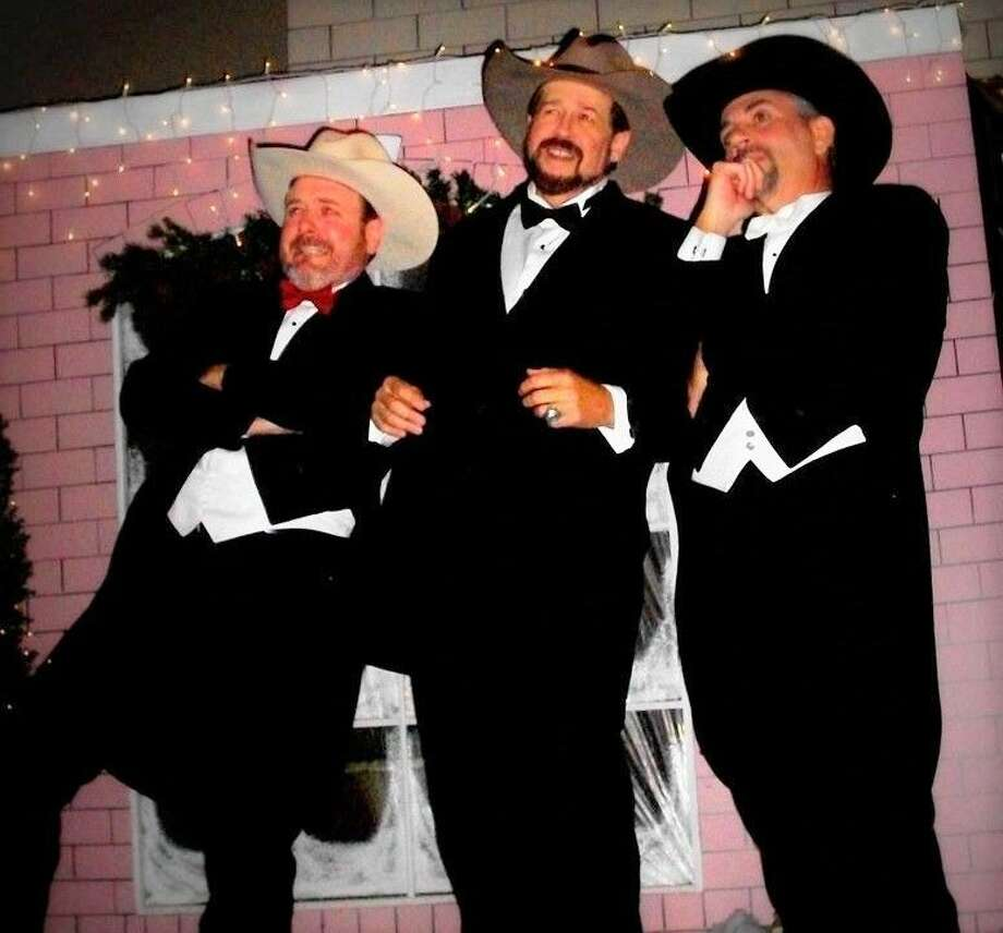 Kingwood has its own call to fame with their very own, Three Texan Tenors, who have entertained and serenaded audiences with a repertoire of Pop, Broadway, Opera and Classic Standards for more than three years.