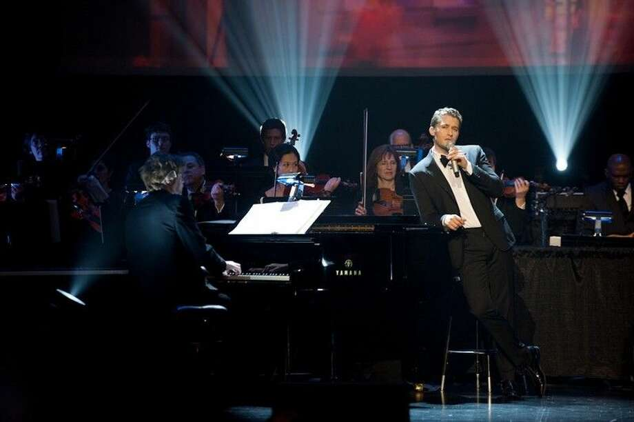 """Broadway and Glee fans will relish An Evening with Matthew Morrison, taking place March 24-26. The Emmy, Tony and Golden Globe-nominated star will join the orchestra and Principal POPS Conductor Designate Steven Reineke for a night of dancing and singing featuring songs like Duke Ellington's """"It Don't Mean a Thing (If It Ain't Got that Swing),"""" """"Sway,"""" """"Luck Be a Lady,"""" and """"What I Did for Love."""" Photo: Courtesy Photo"""
