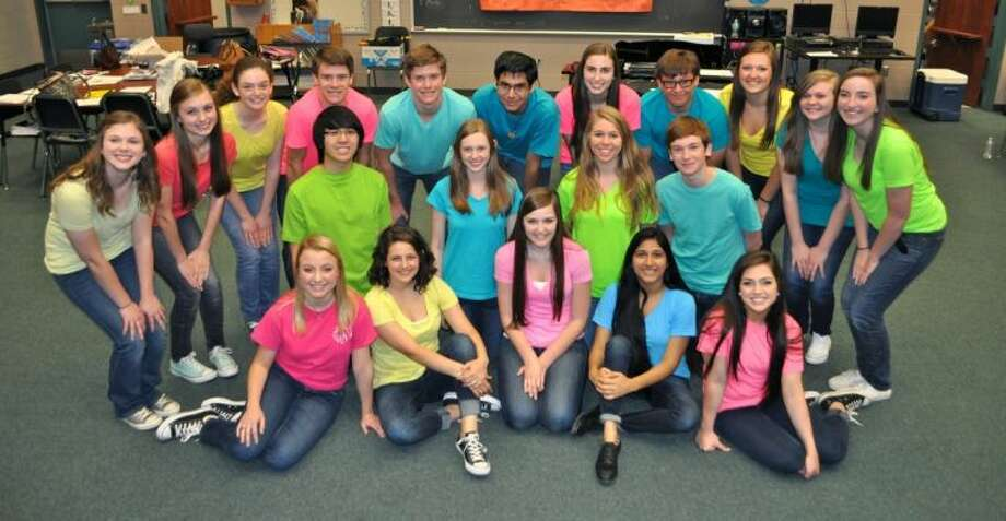 Cinco ranch high school names bravo show choir members houston chronicle - Sarah dray ...