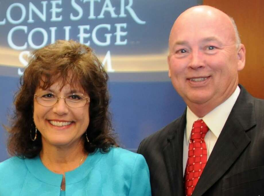 Penny Westerfeld has been named interim president of LSC-North Harris. Westerfeld replaces Dr. Steve Head, who was appointed chancellor for the Lone Star College System, effective Aug. 1.