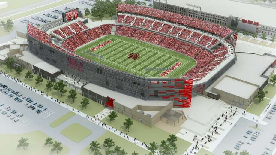 The University of Houston and TDECU, the largest credit union in the Houston area, announced a naming rights gift Tuesday that rebrands the Houston Football Stadium as TDECU Stadium. The facility is set to open Aug. 29 when Houston hosts UTSA in a nationally televised showdown.