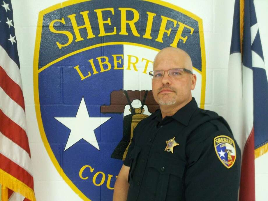 Sgt. Investigator Jeff Ashworth is the Employee of the Month for the Liberty County Sheriff's Office for the month of February 2016. Photo: Submitted