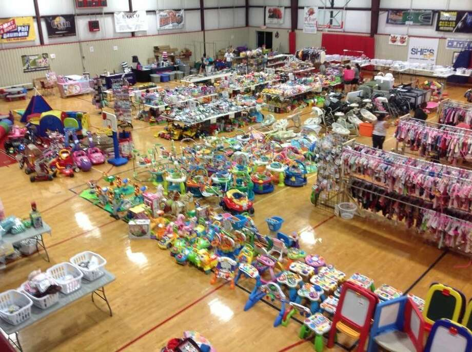 The biannual Just Between Friends of Kingwood Children's Consignment sale will be held at The Gym in Humble on Thursday, Feb. 25 through Saturday, Feb. 27.