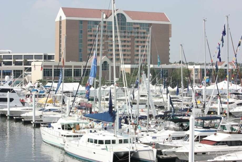 The South West International Boat Show, the largest in-water boat show in the Southwest, and the premier sail and power show for new and pre-owned vessels, will hold its 8th annual event March 17-20, 2016, at South Shore Harbour Marina on Clear Lake, League City, located between Houston and the beaches of Galveston Island.