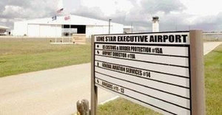 County officials anticipate construction costs for the U.S. Customs facility at the Conroe airport to be roughly $2.3 million, just under the $2.4 million budgeted for the project.