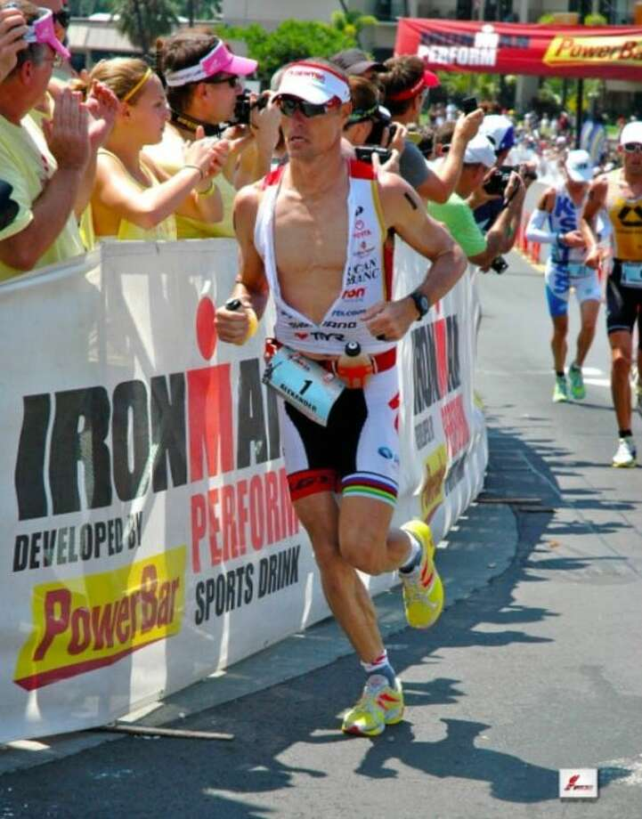 Craig Alexander, a champion triathlete and three-time Ironman World Championship, will be giving a seminar on his career, training and racing Friday evening at an event hosted by Memorial Hermann Ironman Sports Medicine Institute and South Coast Endurance. The seminar will be held at 6 p.m. on the fifth floor of the East Tower, located at 9250 Pinecroft, and admission costs 50 which covers food, beverages and other extras. Photo: Contributed Photo