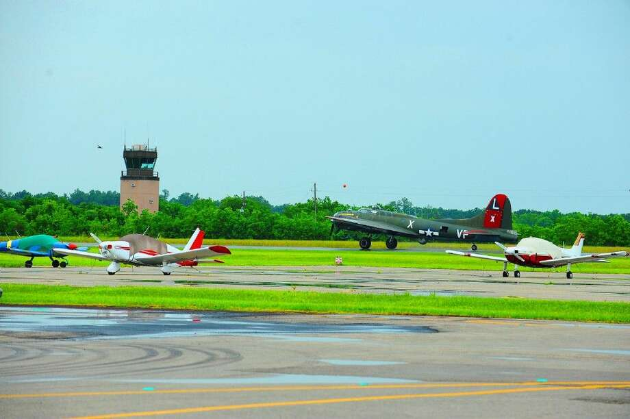 For 50 years the David Wayne Hooks Memorial Airport has made flying fun and convenient for the greater Houston area.