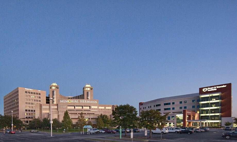 The Memorial Hermann Southwest Hospital and Memorial Hermann Heart & Vascular Institute-Southwest campus off US 59 at Beechnut Street.