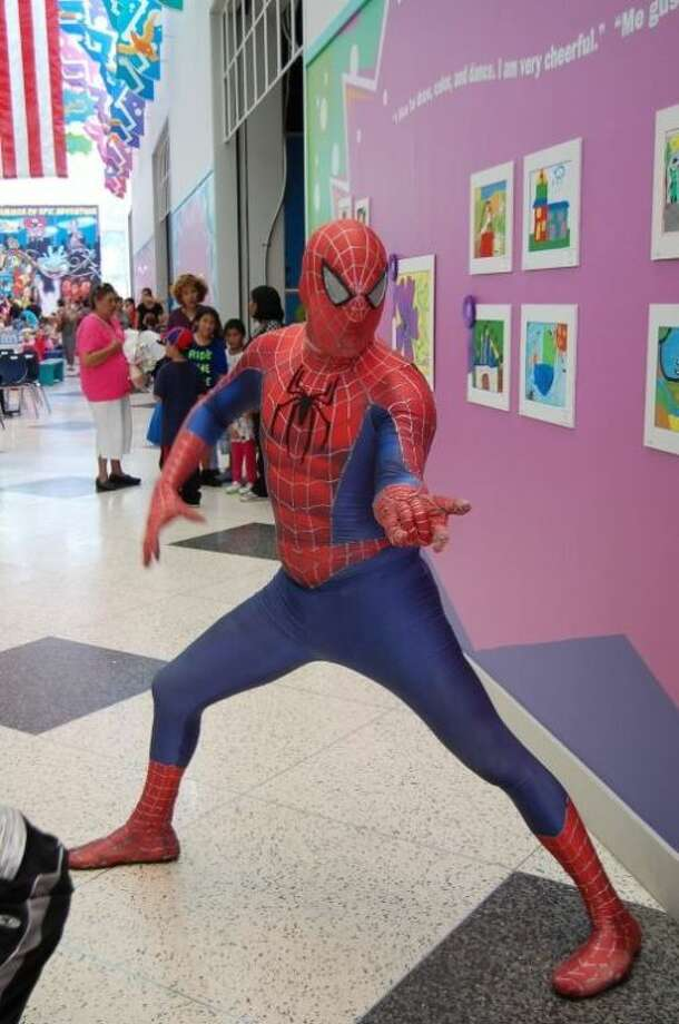 The Children's Museum of Houston will get tangled in a web of excitement during a two-week long Spider-Man celebration which includes interactive activities, a Spider-Man appearance and the first-ever Silly String Showdown!