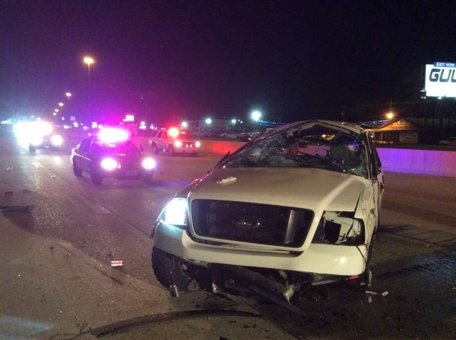 Magnolia High School senior Brehana Lewis died in a single-car rollover wreck Sunday night near Interstate 45 North and River Pointe. Three other teenagers who were passengers were taken to Conroe Regional Medical Center and treated for minor injuries. Investigators said Monday that speed was likely the most contributing factor in the crash.