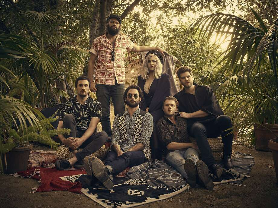 The Head and the Heart are touring with a new album. Photo: Courtesy