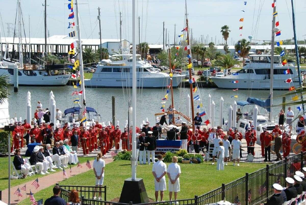 The formal Blessing of the Fleet ceremony begins on Sunday, March 20, at 2 p.m.