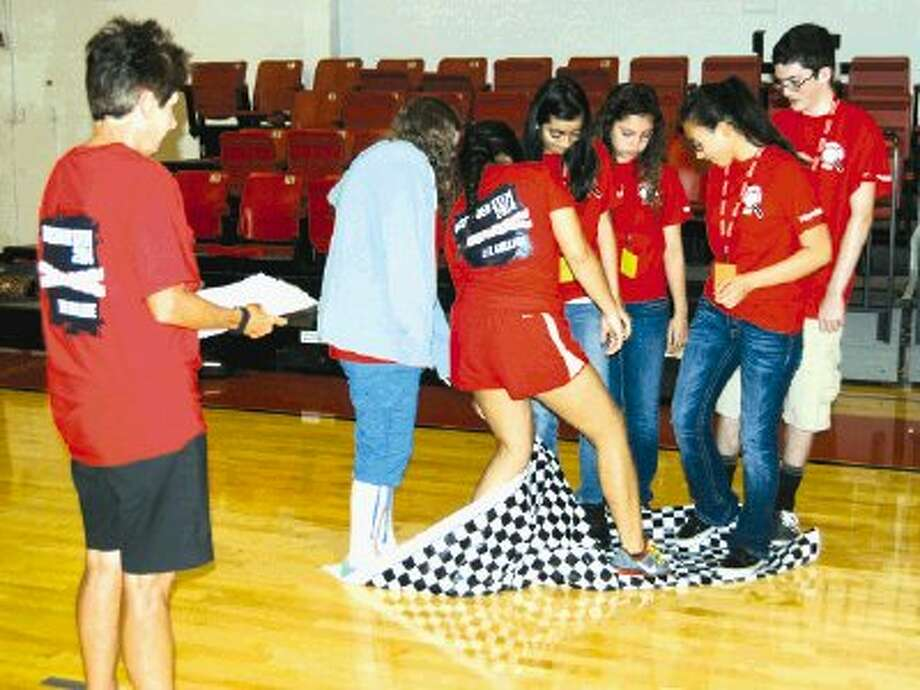 Second Annual Stem Camp For Local High School Students This Week At